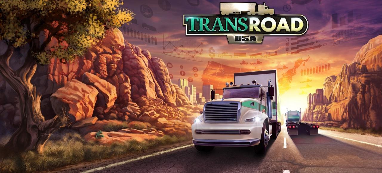 TransRoad: USA (Simulation) von astragon Entertainment
