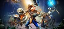 """Torchlight Frontiers: Reliktwaffen als """"Superfähigkeiten"""" des Charakters"""