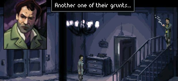 Gemini Rue (Adventure) von Wadjet Eye Games
