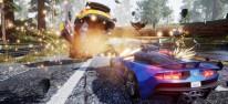 Dangerous Driving: Crashlastiges Arcade-Rennspiel auf PC, PS4 und Xbox One erhältlich