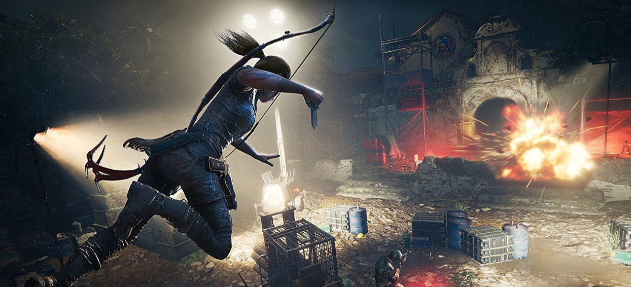 Shadow of the Tomb Raider (Action-Adventure) von Square Enix