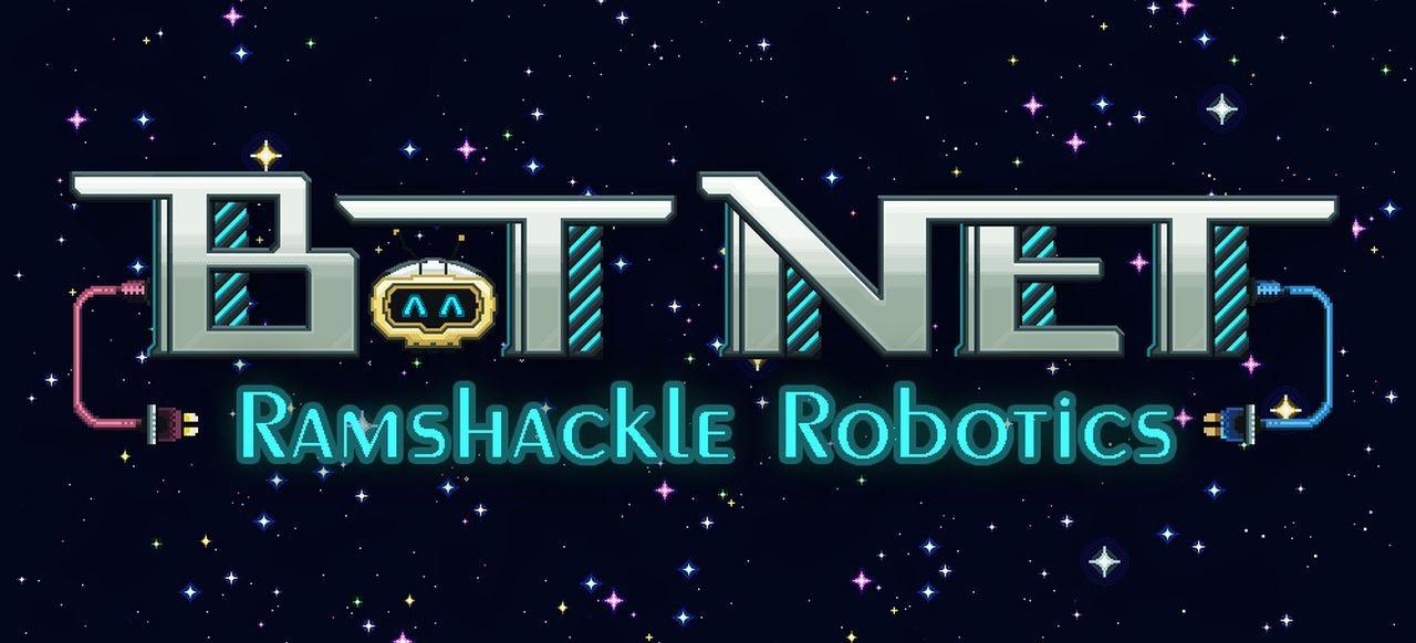 Bot Net: Ramshackle Robotics (Taktik & Strategie) von CaffeineWare