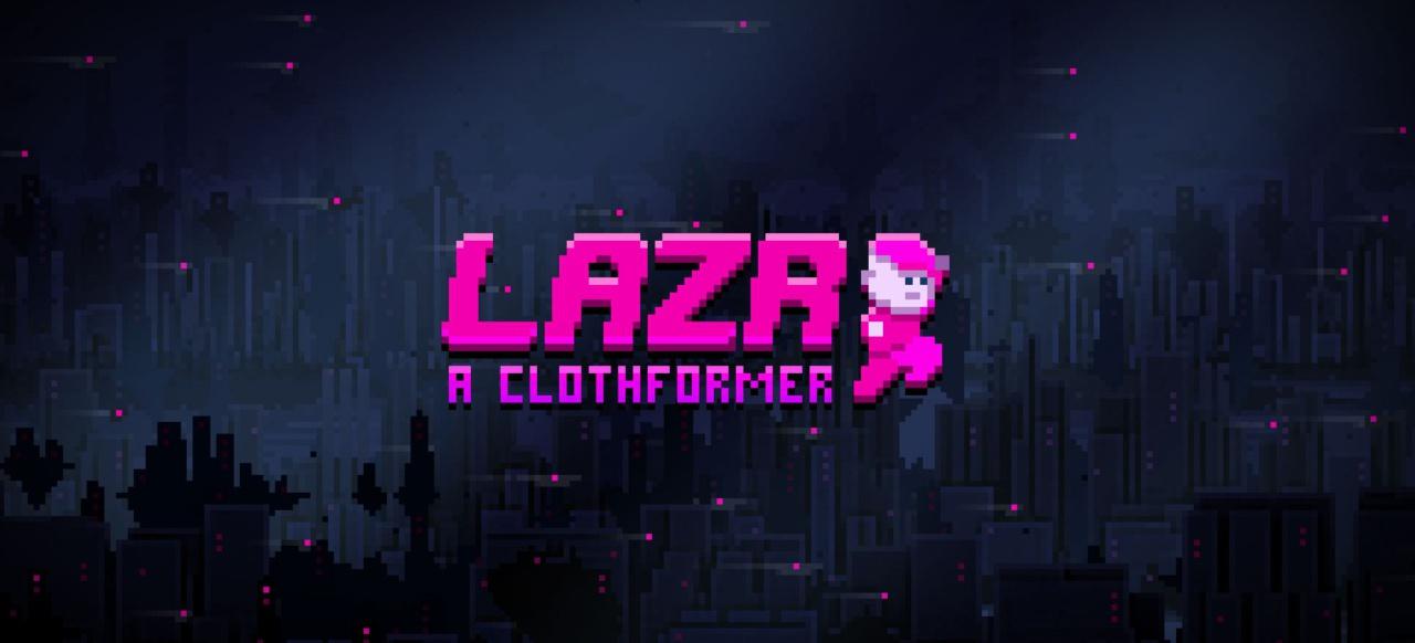 Lazr - A Clothformer (Plattformer) von Top Hat Studios