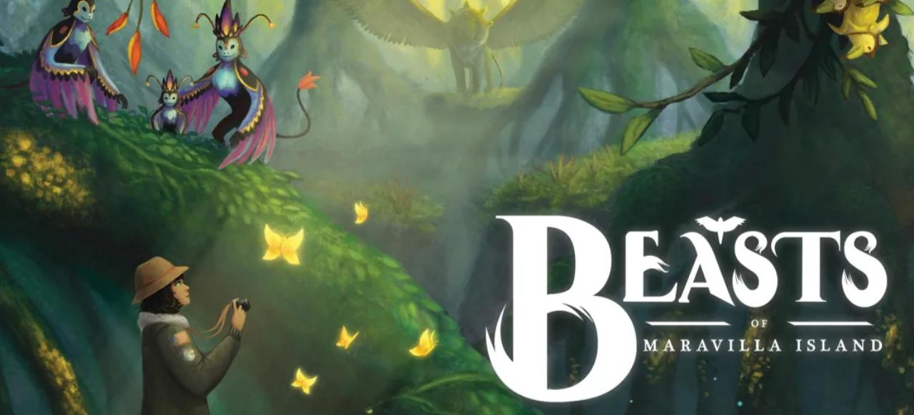 Beasts of Maravilla Island () von Whitethorn Digital