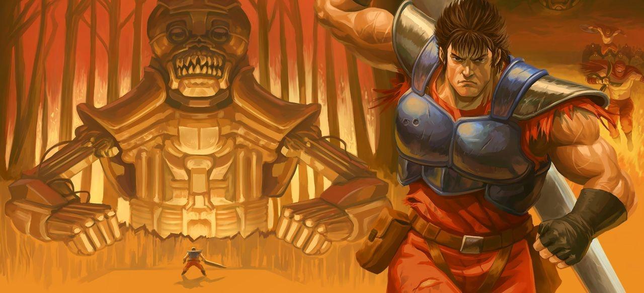 Oniken (Arcade-Action) von JoyMasher / Digerati