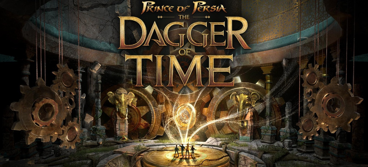 Prince of Persia: The Dagger of The Time (Logik & Kreativität) von Ubisoft
