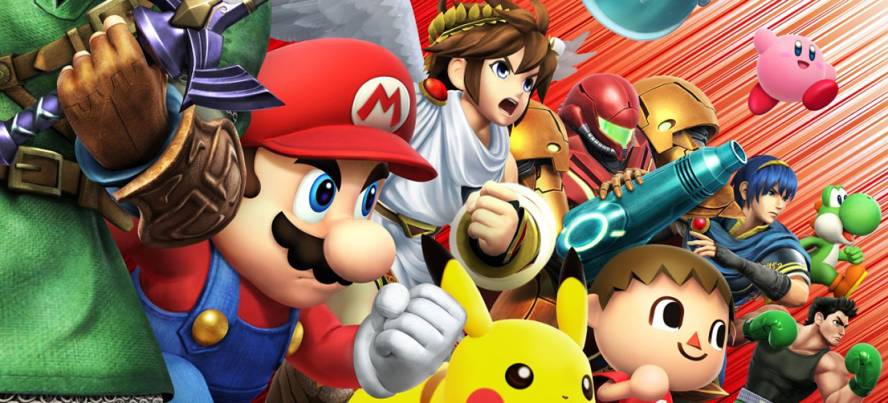Super Smash Bros. (Action) von Nintendo