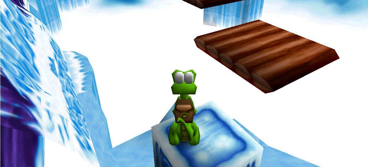 Croc - Legend of the Gobbos () von Fox Interactive
