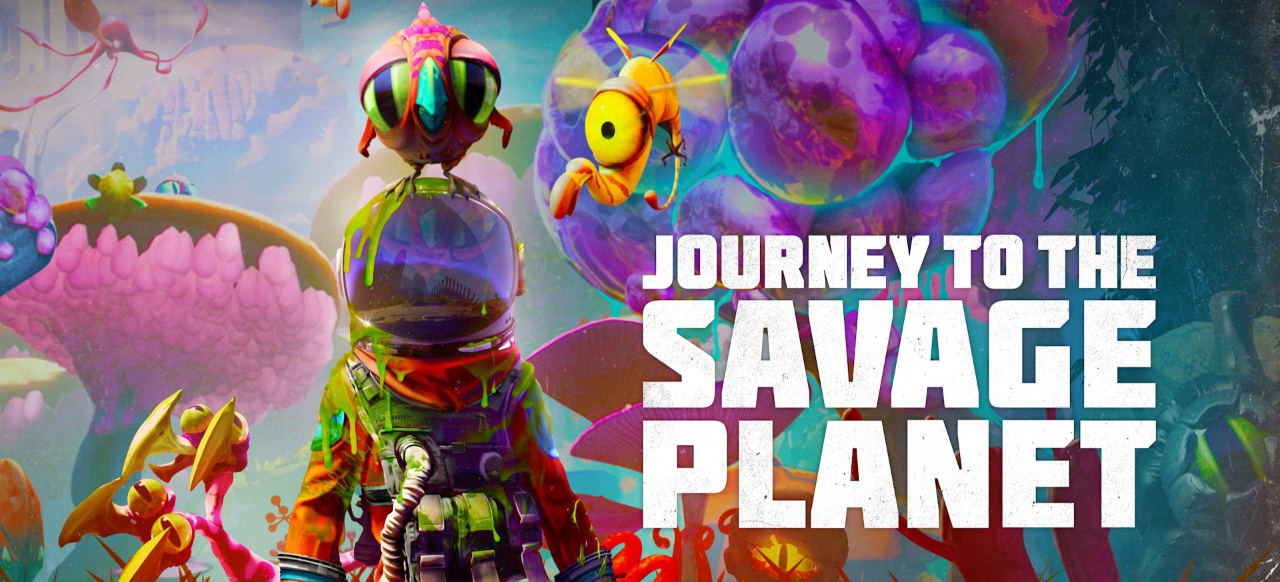 Journey to the Savage Planet (Action-Adventure) von 505 Games