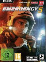 Alle Infos zu Emergency 5 (PC)
