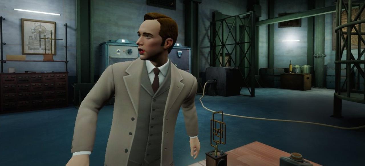 The Invisible Hours (Adventure) von GameTrust