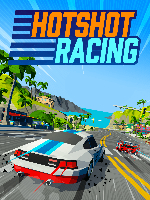 Alle Infos zu Hotshot Racing (PC,PlayStation4,Switch,XboxOne)