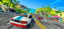 Hotshot Racing: Exklusive Spielszenen: Mit Schwung durch den Sommer driften