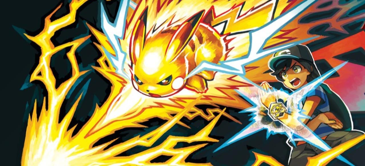 Pokémon Sonne & Mond (Rollenspiel) von Nintendo