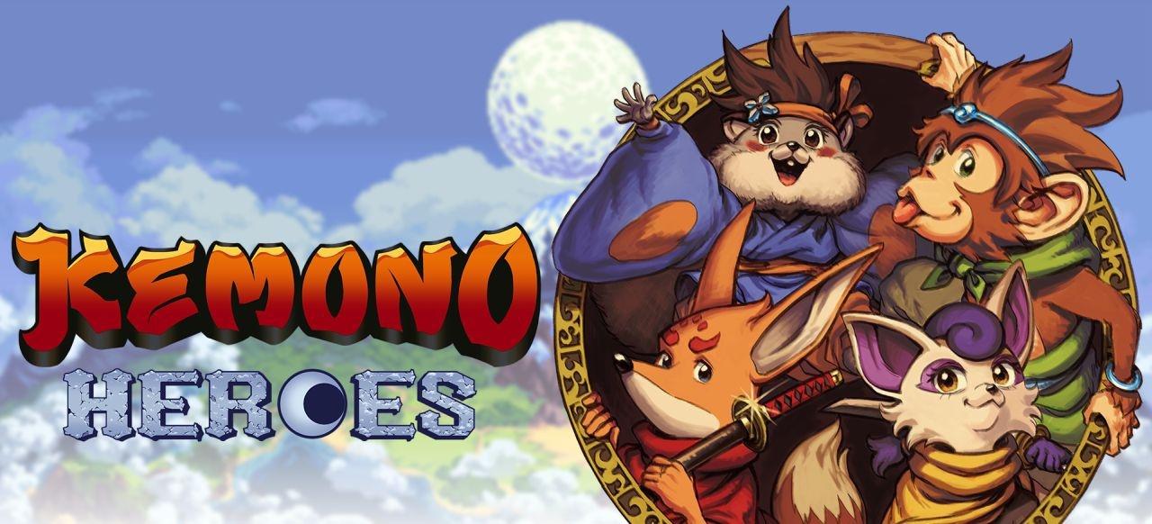 Kemono Heroes (Plattformer) von NIS America