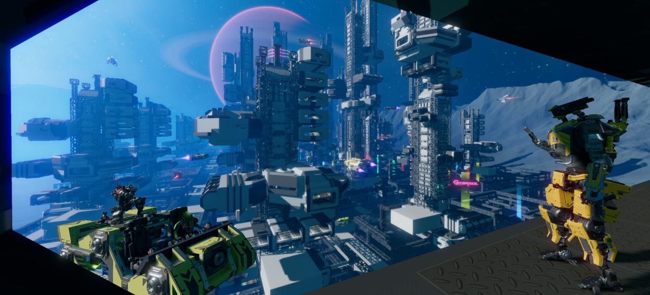 Starbase (Simulation) von Frozenbyte