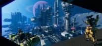 Starbase: Videos zeigen die Werkzeuge und den Asteroidenabbau