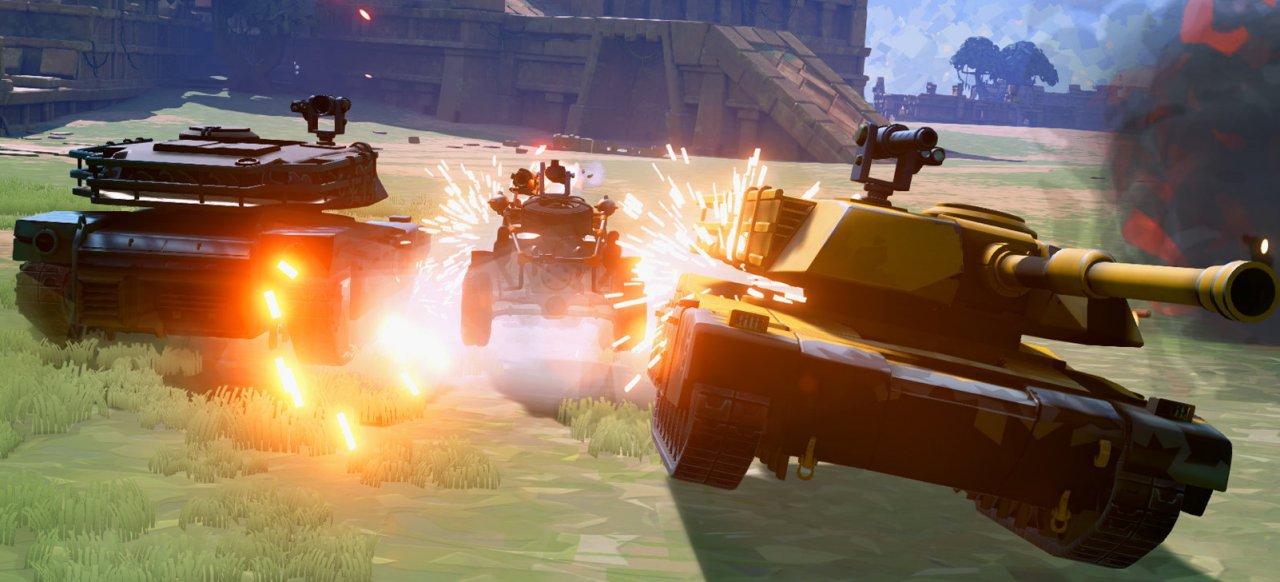 Hardware: Rivals (Arcade-Action) von Sony