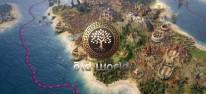 Old World: Early-Access-Update #50 bringt Karthago-Szenario