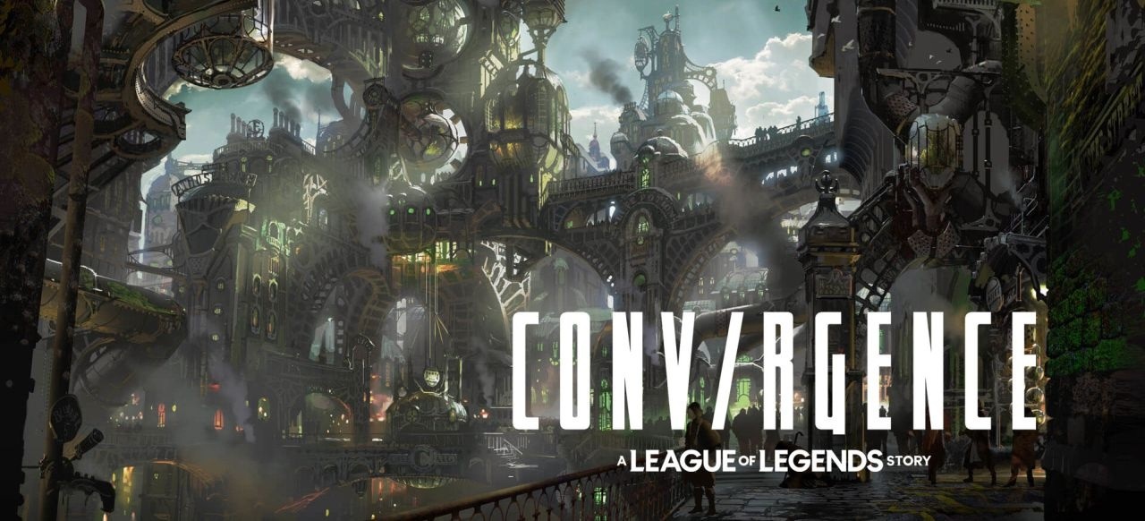 CONV/RGENCE: A League of Legends Story (Plattformer) von Riot Forge