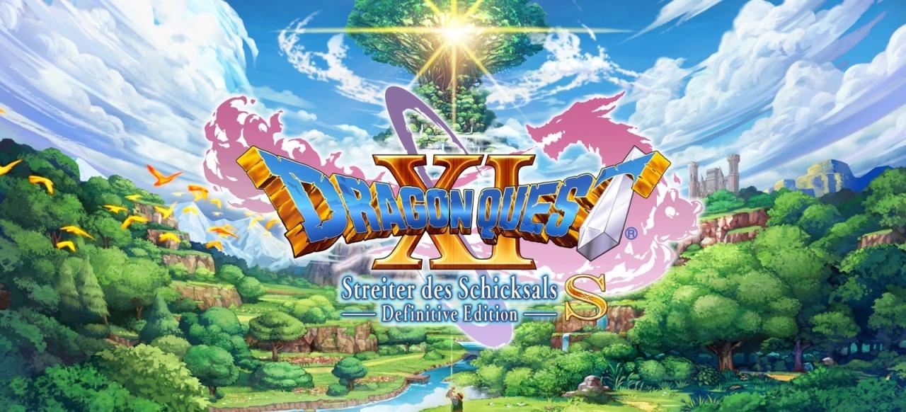 Dragon Quest 11 S: Streiter des Schicksals - Definitive Edition (Rollenspiel) von Square Enix