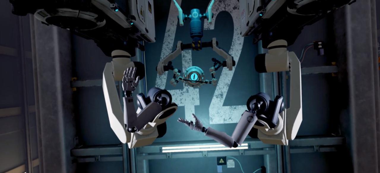Aperture Hand Lab () von  Valve