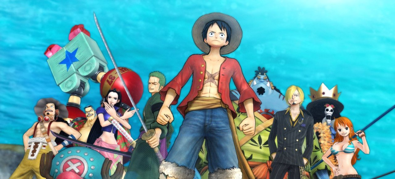 One Piece: Pirate Warriors 3 (Action-Adventure) von Bandai Namco