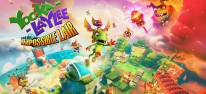"Yooka-Laylee and the Impossible Lair: Termin steht fest; ""Tonics"" kehren zurück"