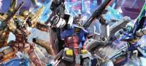 Mobile Suit Gundam Extreme Vs. Maxiboost On: Die Mech-Kämpfe haben begonnen