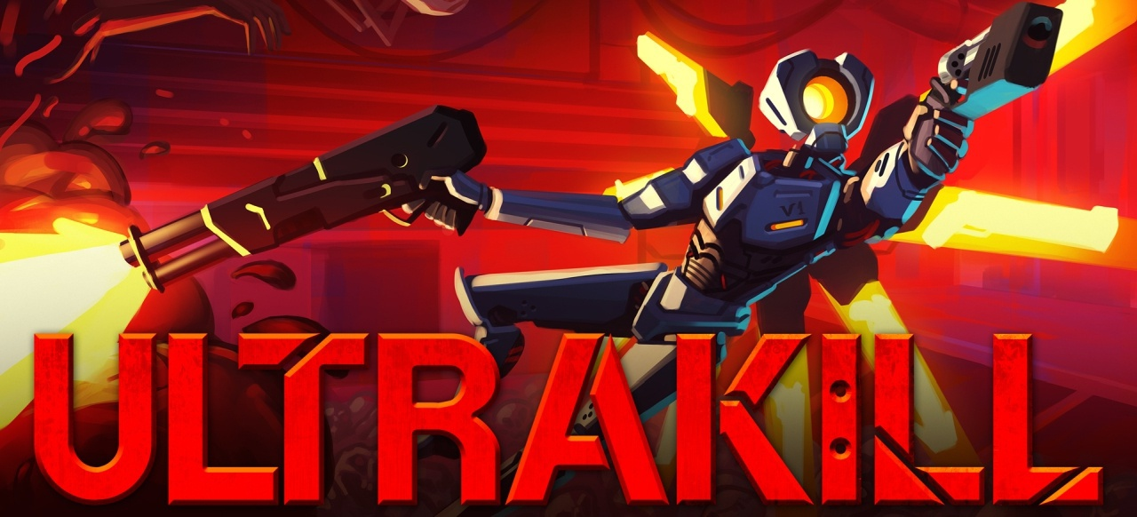 Ultrakill (Shooter) von New Blood Interactive