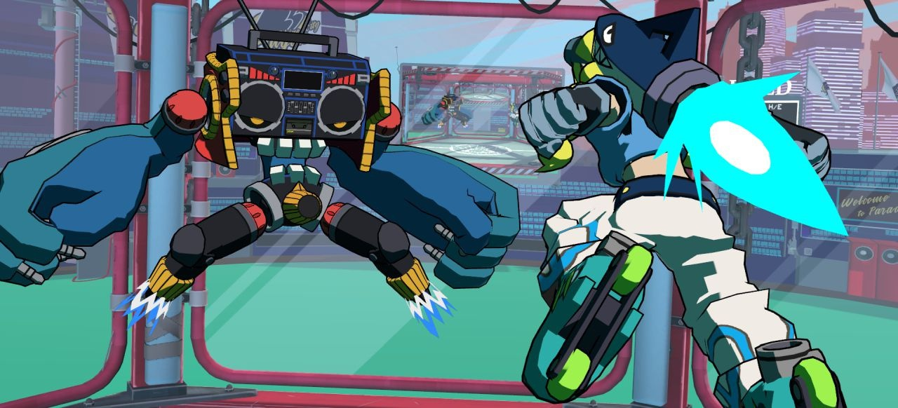 Lethal League Blaze (Action) von Team Reptile