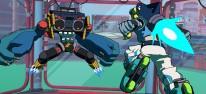 Lethal League Blaze: Anpfiff der futuristischen Ballkampf-Action auf PC
