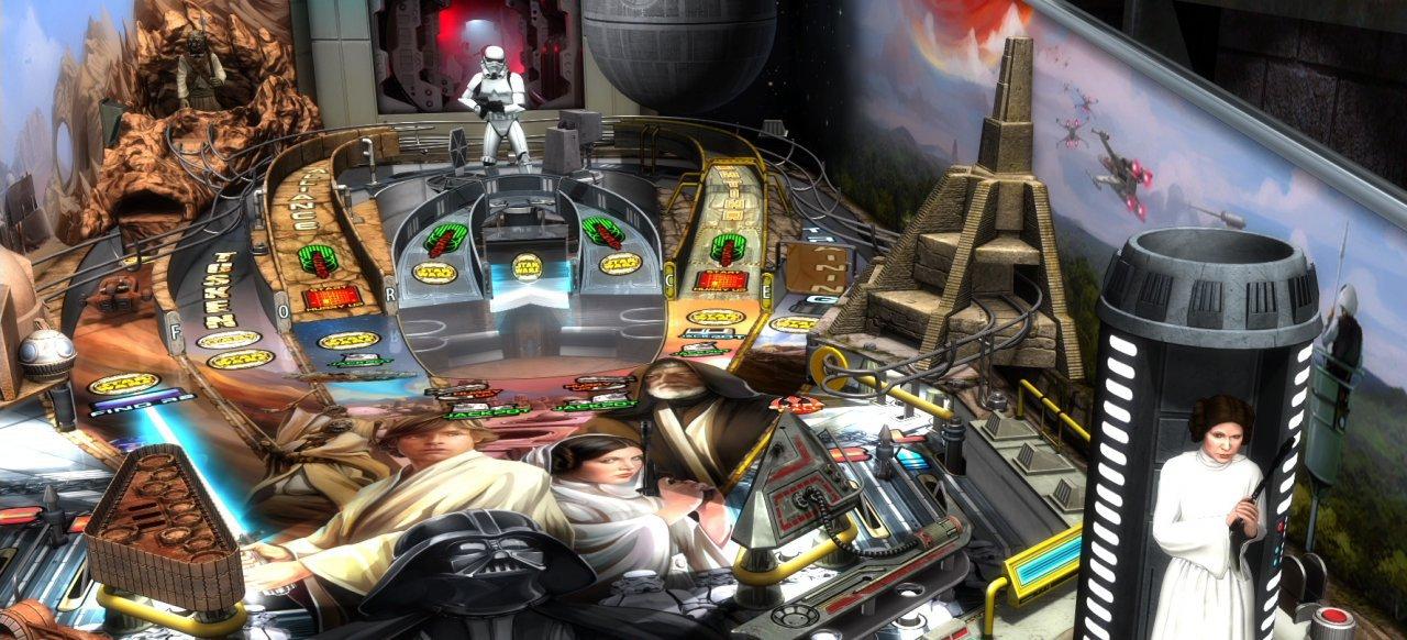 Pinball FX 2 (Geschicklichkeit) von Zen Studios