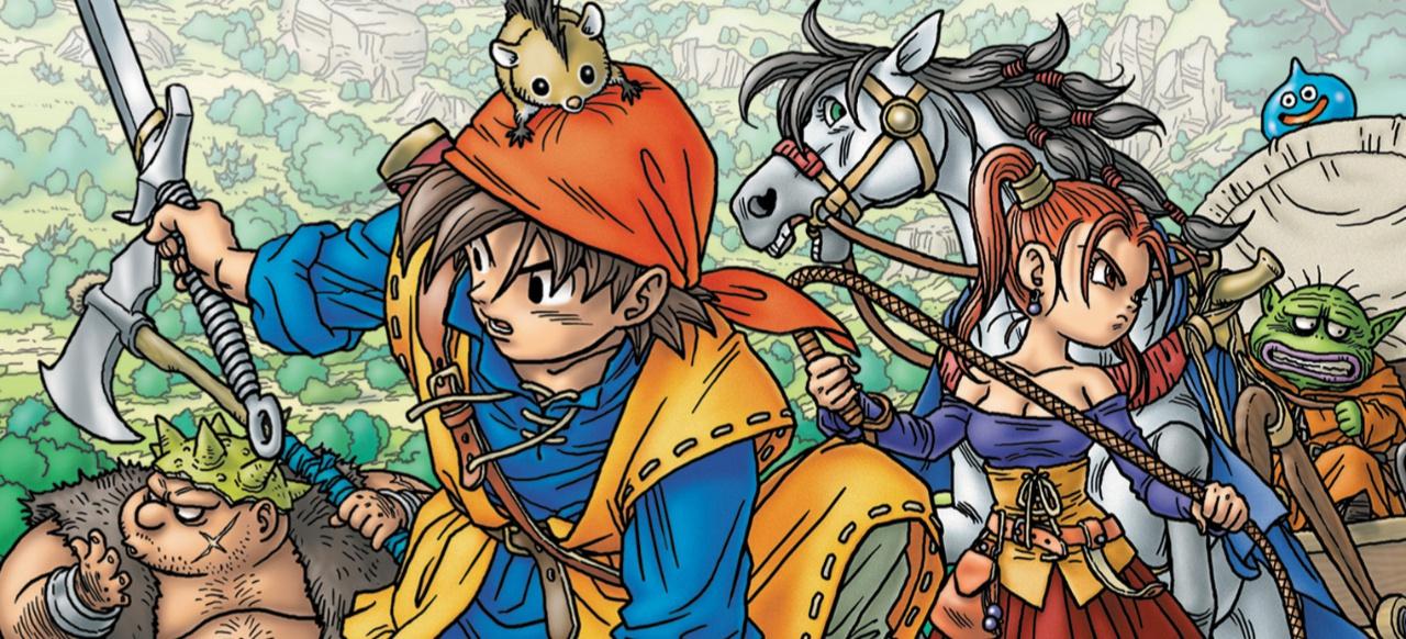 Dragon Quest 8: Die Reise des verwunschenen Königs (Rollenspiel) von Square Enix / Nintendo