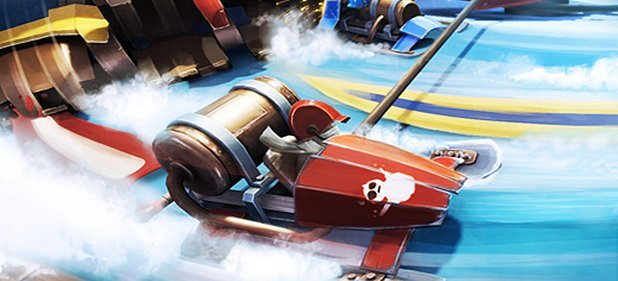 Slingshot Racing (Rennspiel) von Crescent Moon Games