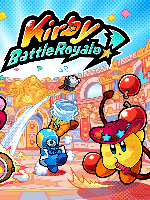 Alle Infos zu Kirby Battle Royale (3DS,N3DS)