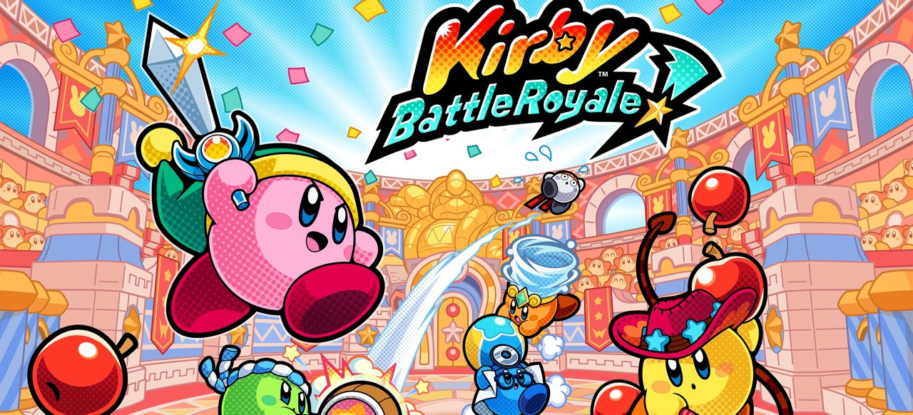 Kirby Battle Royale (Musik & Party) von Nintendo
