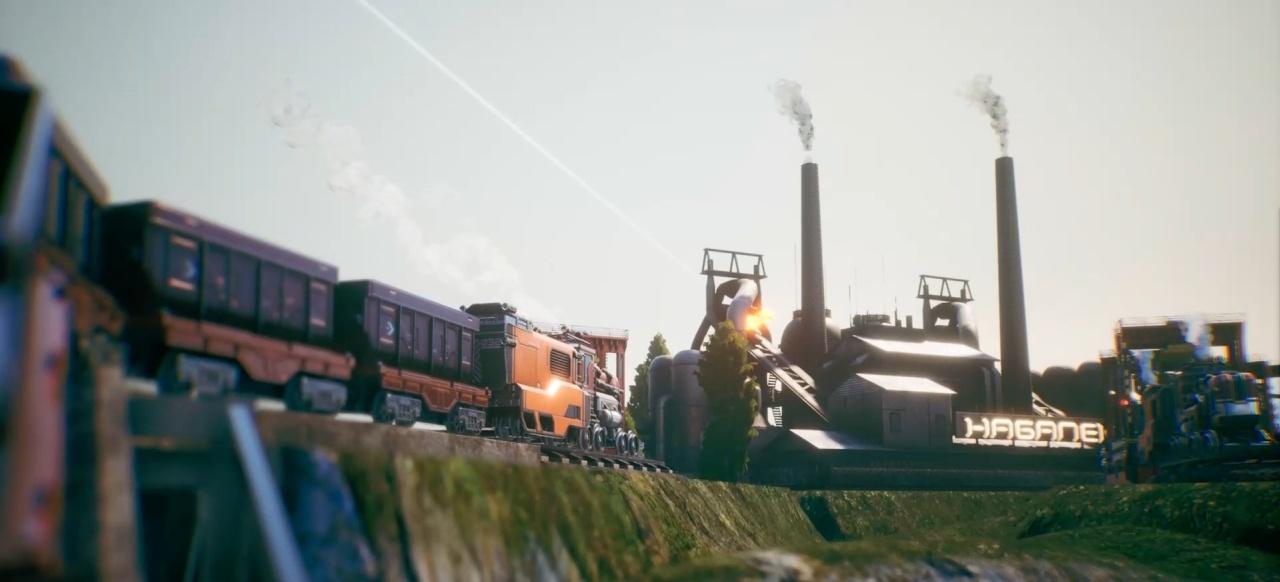 Railgrade (Simulation) von The Irregular Corporation