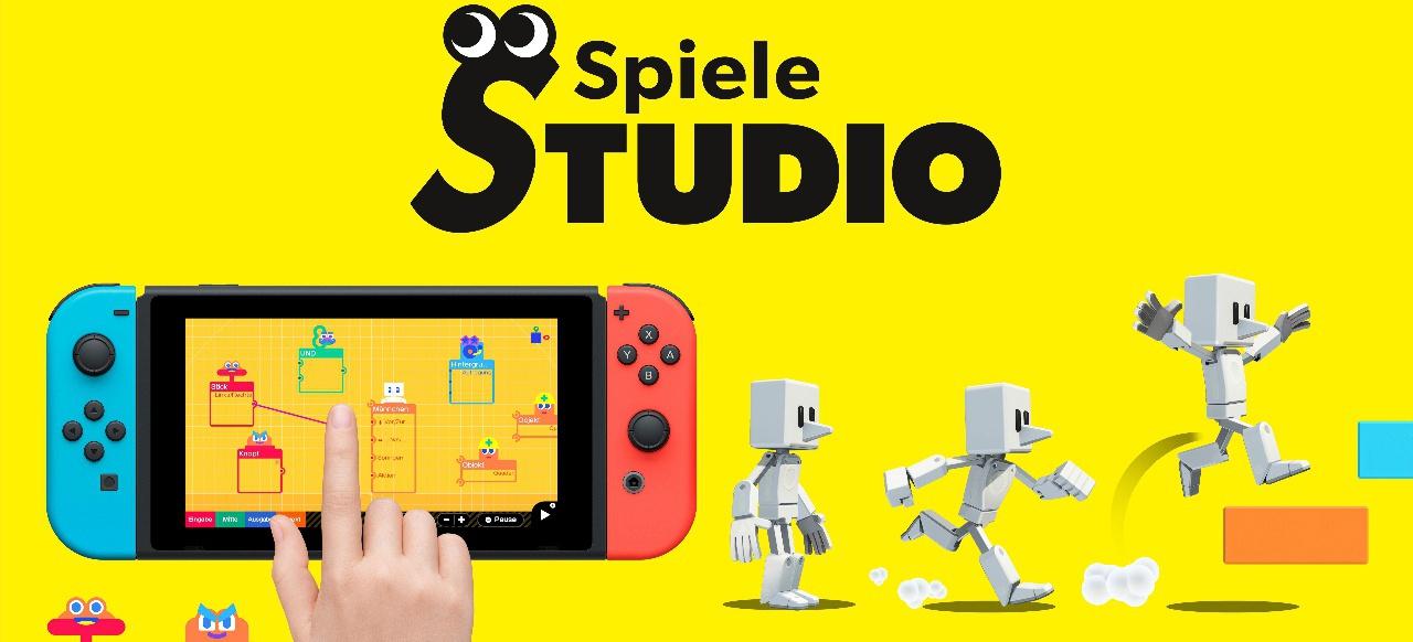 Spielestudio (Logik & Kreativität) von Nintendo
