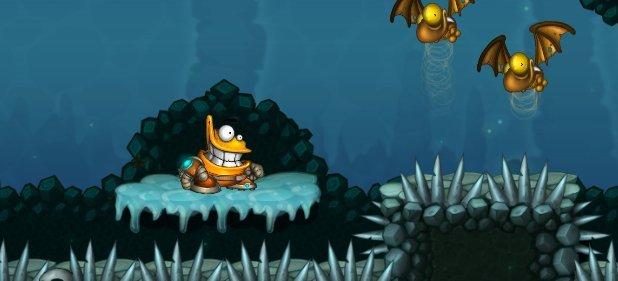 Oozi: Earth Adventure (Plattformer) von Awesome Games Studio