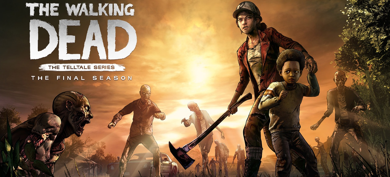 The Walking Dead: Die letzte Staffel (Adventure) von Telltale Games / Skybound Games