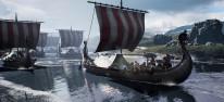 Viking City Builder: Nordische Aufbau-Strategie für PC angekündigt