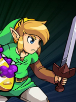 Alle Infos zu Cadence of Hyrule - Crypt of the NecroDancer Featuring The Legend of Zelda (Switch)