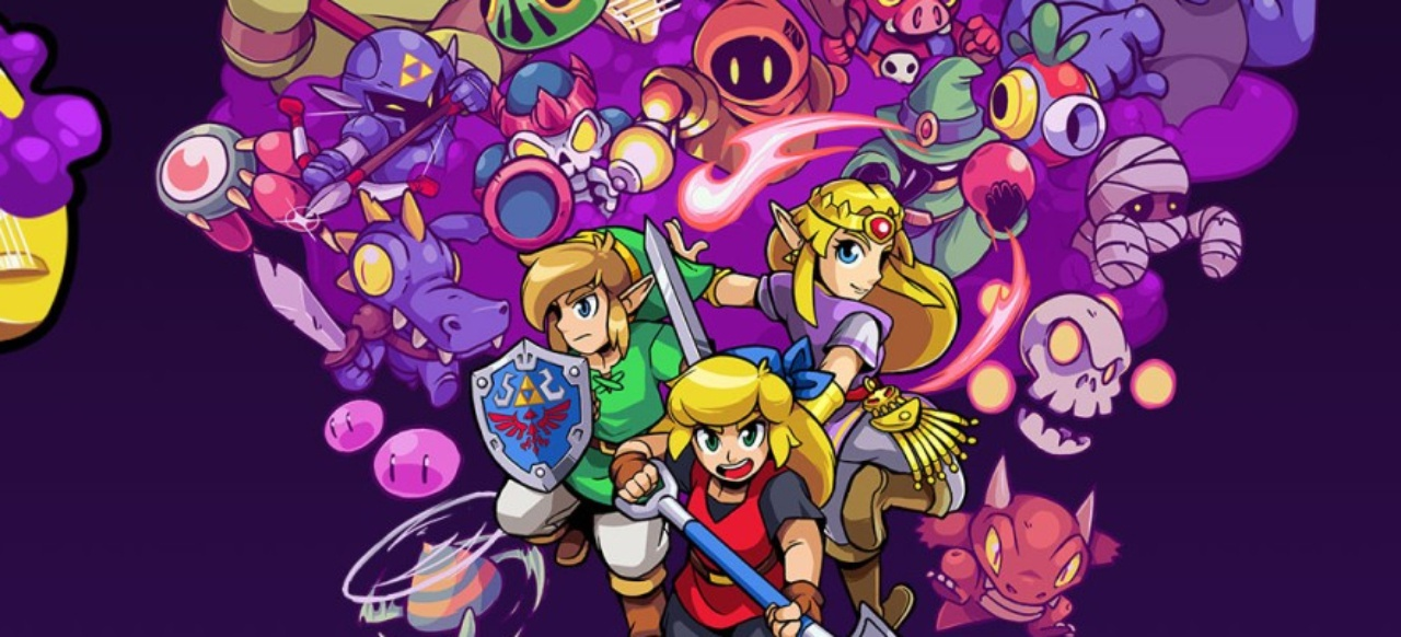 Cadence of Hyrule - Crypt of the NecroDancer Featuring The Legend of