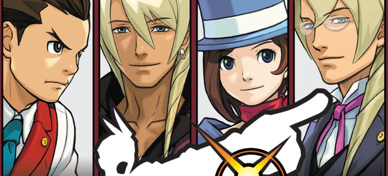 Apollo Justice: Ace Attorney (Adventure) von Capcom