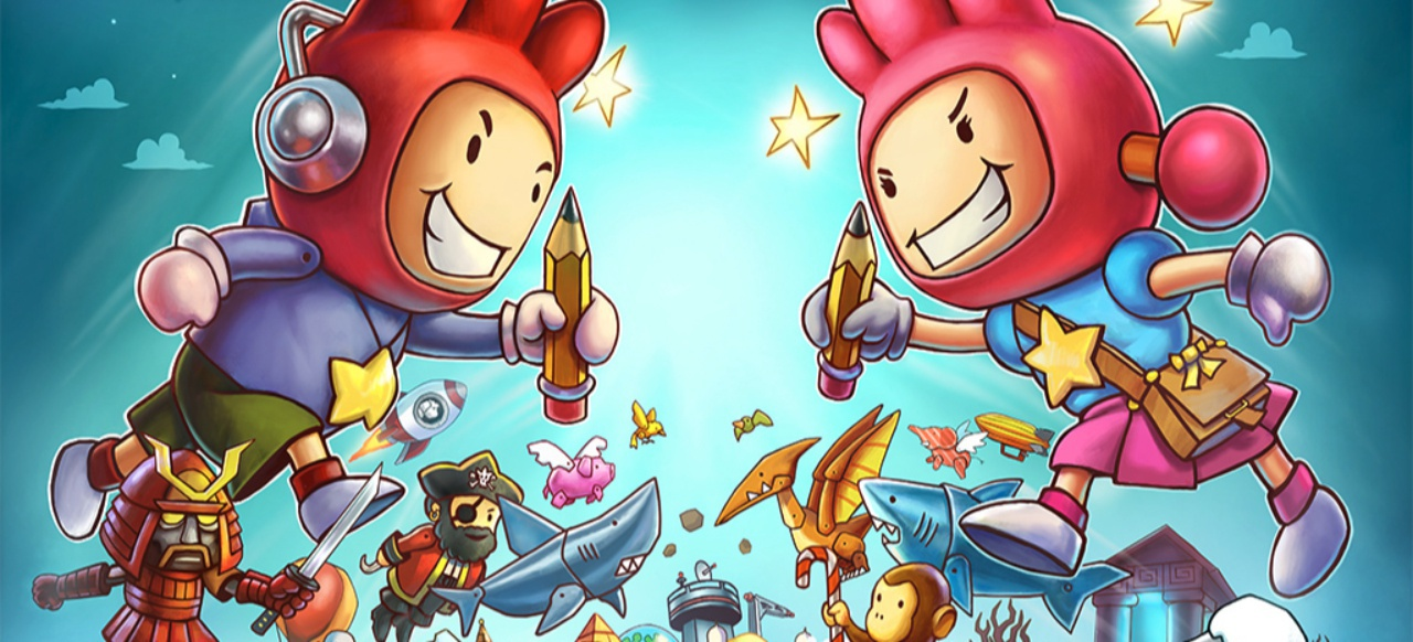 Scribblenauts Showdown (Logik & Kreativität) von Warner Bros. Interactive Entertainment