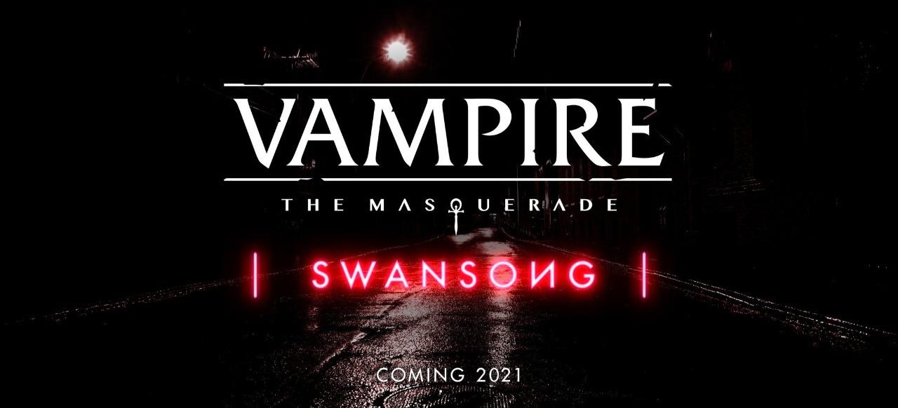 Vampire: The Masquerade - Swansong (Rollenspiel) von Nacon