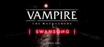 Vampire: The Masquerade - Swansong: Konsolen-Umsetzungen des narrativen Rollenspiels bestätigt