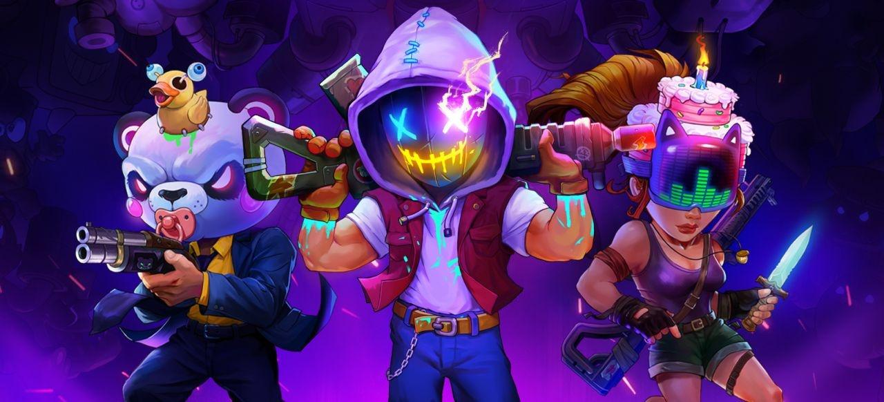 Neon Abyss (Arcade-Action) von Team 17