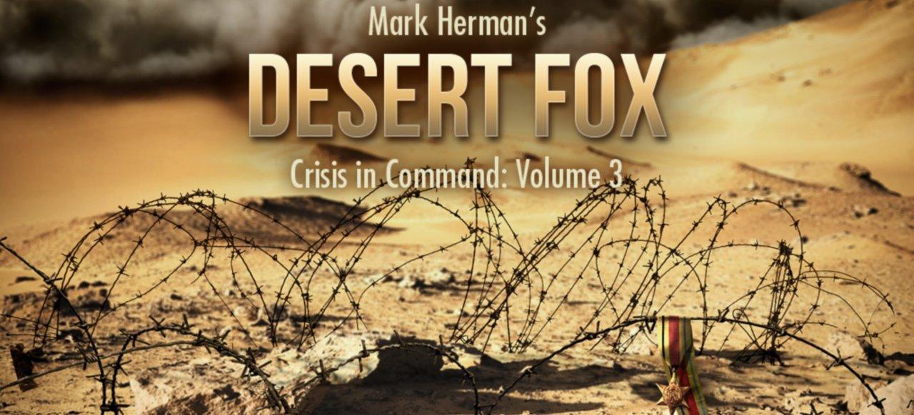 Desert Fox: The Battle of El Alamein (Taktik & Strategie) von Shenandoah Studios